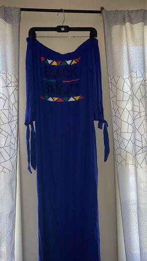 "Off the shoulder "" Black & Smart "" Long Maxi Dress for Sale in Silver Spring, MD"