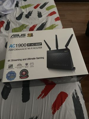 ASUS WI-FI ROUTER RT-AC1900P for Sale in Queens, NY
