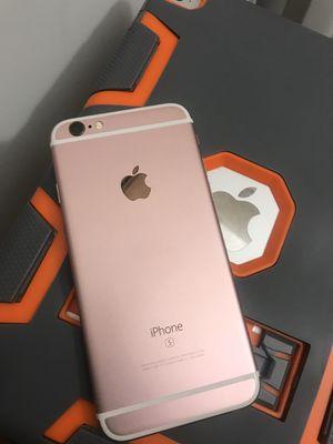 Unlocked iPhone 6S 64GB Telcel Tigo T-Mobile Verizon Metro Cricket AT&T for Sale in Pomona, CA