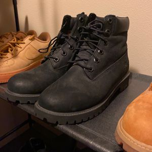Black Waterproof 6 Inch timberland Boots for Sale in Renton, WA