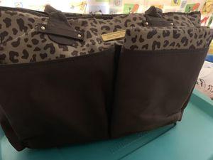 Carters cheetah diaper bag for Sale in Los Angeles, CA