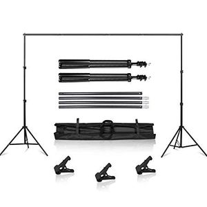 SH 6.5 x 10FT Heavy Duty Photo Background Stand #C20 for Sale in Hesperia, CA