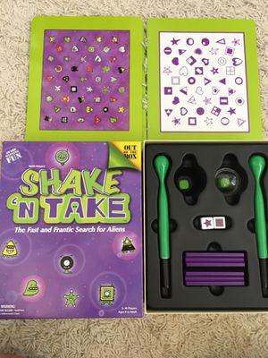 New Shake 'N Take Kids Family Board Game for Sale in Las Vegas, NV