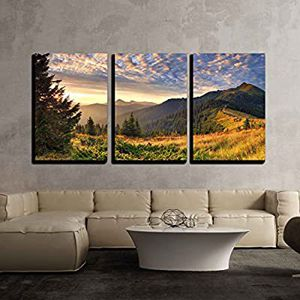 Sunrise Mountains Artwork Art Decor Painting Office Home Bathroom Kitchen Decor Wall for Sale in Marquette, MI