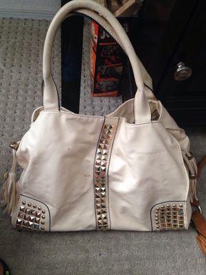Beige white bag for Sale in Glendale, AZ