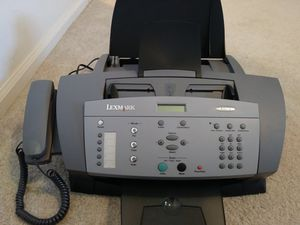 Lexmark X4270 all-in-one office machine (fax, print, and copy) for Sale in Colorado Springs, CO