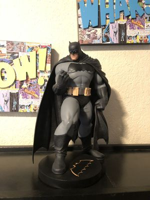 "Dc collectibles Batman dark knight master race 12"" statue for Sale in Pico Rivera, CA"