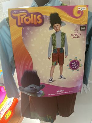 Trolls Branch costume for Sale in North Las Vegas, NV