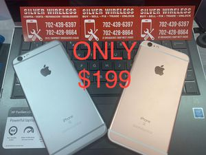 iPhone 6S Factory Unlocked 16GB for Sale in Las Vegas, NV