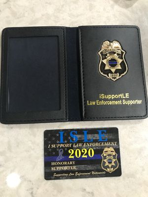 ID/DL wallet badge for Sale in Philadelphia, PA
