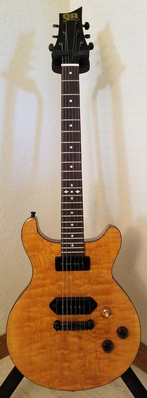 "2019 MIA Guitars / QA USA ""Honey Bee"" Doublecut Dual P90 Electric Guitar - Trades? for Sale in Woodburn, OR"