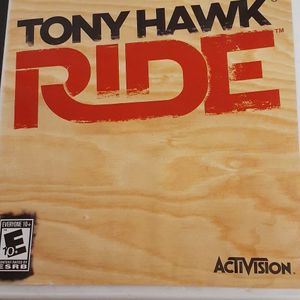 TONY HAWK RIDE (Nintendo Wii + Wii U) for Sale in Lewisville, TX