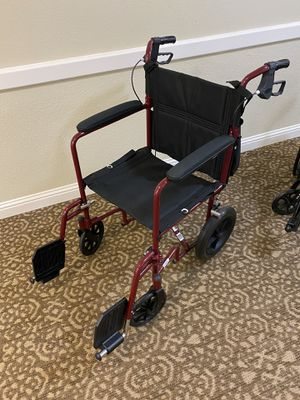 5 different types Medline, Drive, Invacare wheelchairs for Sale in Bevil Oaks, TX
