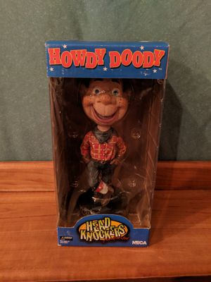 Howdy Doody Bobblehead for Sale in Kalkaska, MI