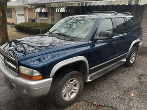 2003 Dodge Durango v8 for Sale in Indianapolis, IN