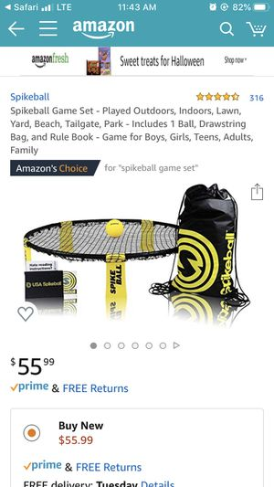 Spikeball set brand new!! (unopened box) for Sale in Owensboro, KY