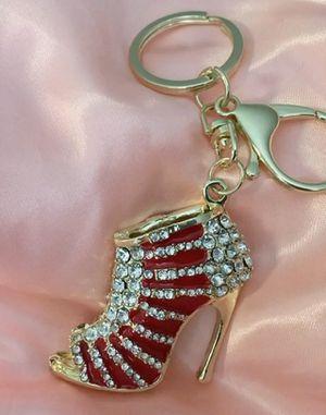 Ruby Red Purse Charm for Sale in Warren, MI