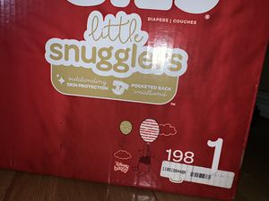 Huggies Size 1 198CT for Sale in Fullerton, CA