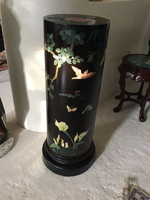 Chinese Plant stand or pedestal for Sale in Tarpon Springs, FL