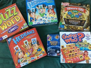Kids games! Family fun! for Sale in Portland, OR