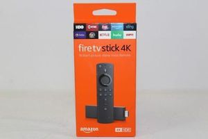 Amazon fire TV stick 4k unlocked for Sale in Saint Petersburg, FL