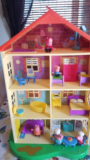Peppa Pig House for Sale in Caruthers, CA