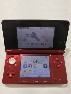 Nintendo 3DS System With Stylus & Charger $59.99 for Sale in Tampa, FL