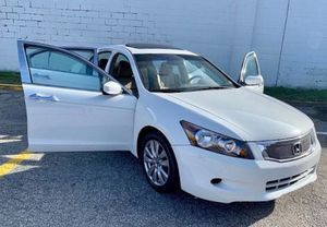 2008 Honda Accord EXL for Sale in Little Rock, AR