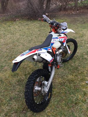 2016 ktm xc-w 300 cc sixdays for Sale in Concord, MA