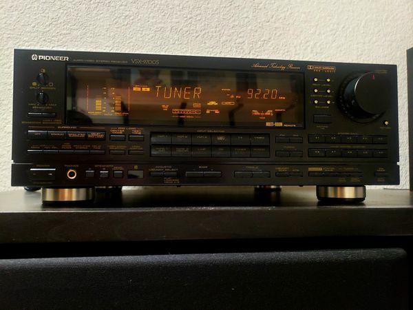 Pioneer VSX-9700S
