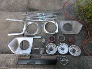 Chevy parts original for Impala 1963 for Sale in Philadelphia, PA