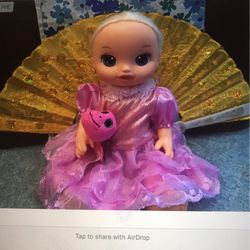 Baby alive doll for Sale in Bothell,  WA