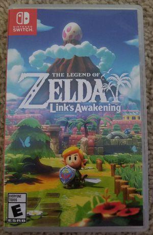 Nintendo Switch Zelda Link's Awakening for Sale in Chantilly, VA