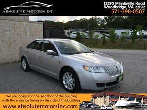 2011 Lincoln MKZ Hybrid for Sale in Woodbridge, VA