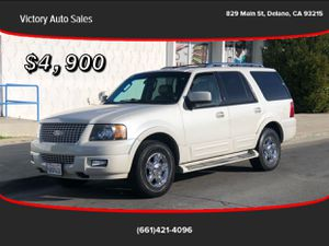 2006 Ford Expedition Limited Sport 4x4 for Sale in Delano, CA