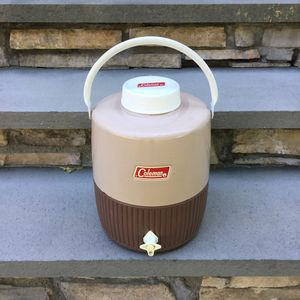 Vintage Coleman water jug for Sale in Concord, MA