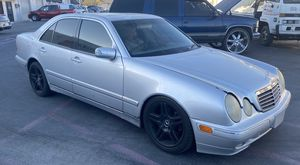 2000 Mercedes E320 - Parting Out for Sale in Rialto, CA