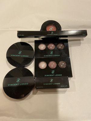 Vincent Longo Make up Lot (New) 7pcs. Lot for Sale in Auburn, WA