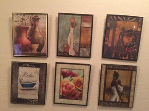 12 pcs Wall Art for Sale in Manassas, VA
