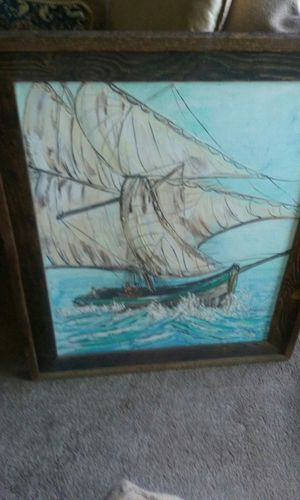 Large oil painting for Sale in Framingham, MA