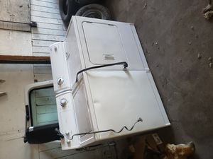 Washer and dryer for Sale in Bowling Green, MO