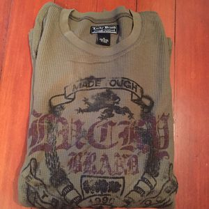Men's shirt size medium lucky brand for Sale in Tacoma, WA