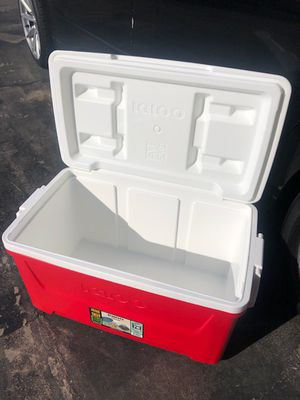 48 qt Ice Cooler llelera (New) for Sale in Bell, CA