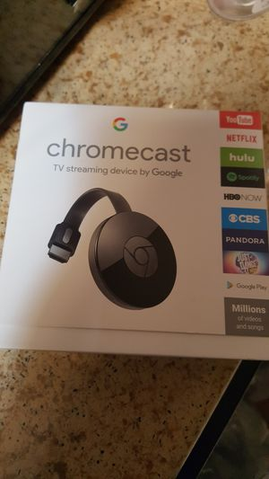 Google chromecast for Sale in Staten Island, NY