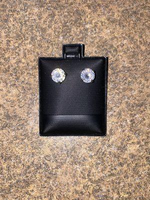diamond earrings for Sale in Las Vegas, NV