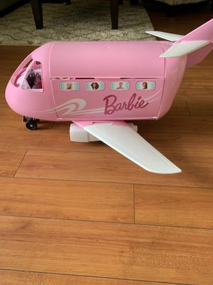 Official Barbie air plane. for Sale in Port St. Lucie, FL