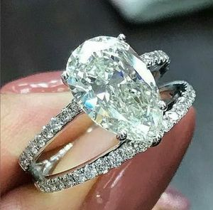 Silver and white topaz ring BRAND NEW SZ. 8 for Sale in Seattle, WA
