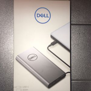 DELL PW7018LC Notebook Power Bank Plus for Sale in San Francisco, CA