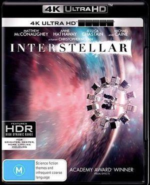 4K Interstellar — iTunes for Sale in Cerritos, CA