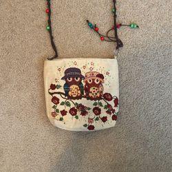 Vintage Owl Crossbody Bag for Sale in Elk Grove,  CA
